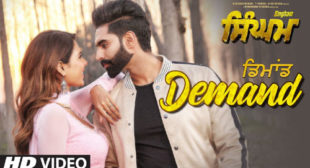 Demand Lyrics – Goldy Desi Crew