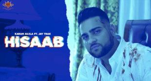 Hisaab Lyrics and Video