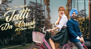 Jatti Da Crush Lyrics – Kay Vee Singh