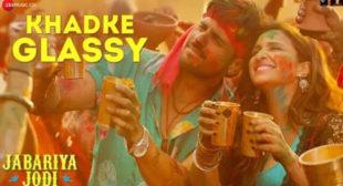 Khadke Glassy Lyrics – Yo Yo Honey Singh