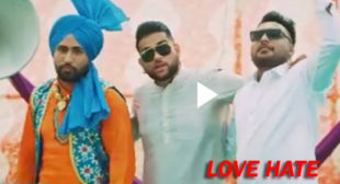 Love Hate – Raj Dhillon Lyrics