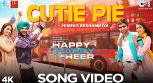 Cutie Pie Song Lyrics