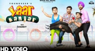 Yaar Kanjar Lyrics and Video
