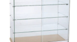 Choose onlline Frameless glass showcases at wholesale prices
