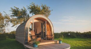 Luxury Places to go Glamping Near London