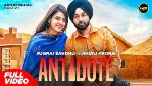 ANTIDOTE – Jugraj Sandhu