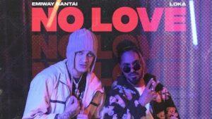 NO LOVE LYRICS – Emiway Bantai