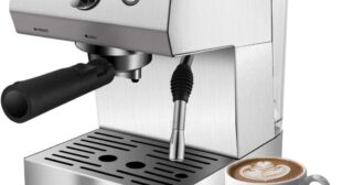 Get that perfect cuppa to make the best choice for espresso coffee maker reviews