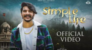 Simple Life Lyrics – Gulzaar Chhaniwala